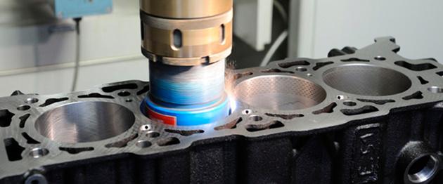 Gehring Technologie Laser-Honen