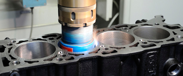 Gehring Technology Laser-Honing