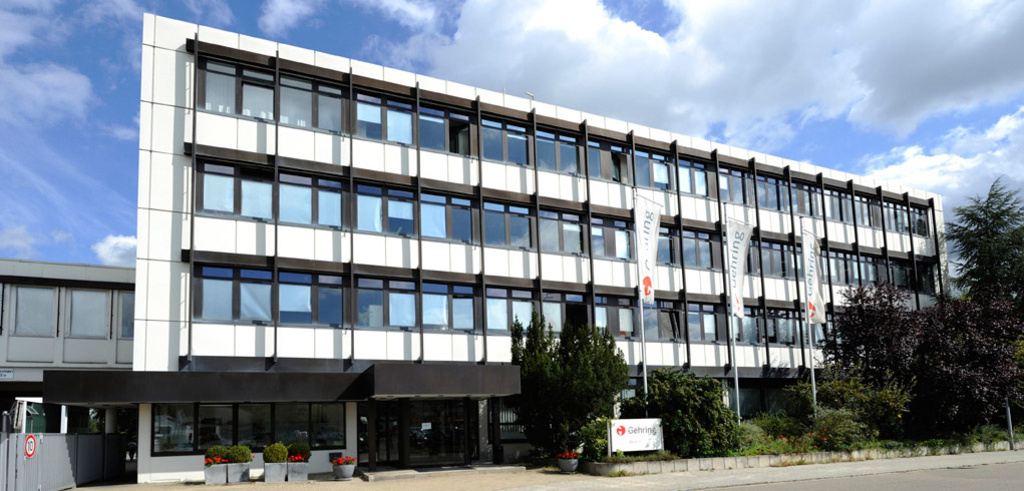 Gehring Hauptsitz